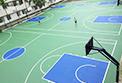 硅PU篮球场维护保养注意事项
