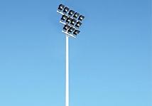 体育场灯杆