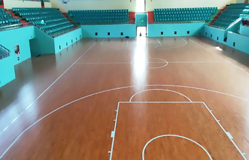 北海篮球俱乐部运动木地板