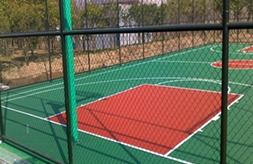 南宁篮球场围网