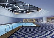泳池防滑地垫