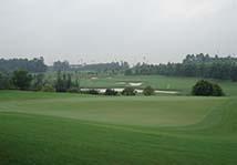 天然草高尔夫球场