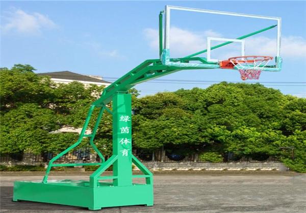 LY-1007平箱篮球架