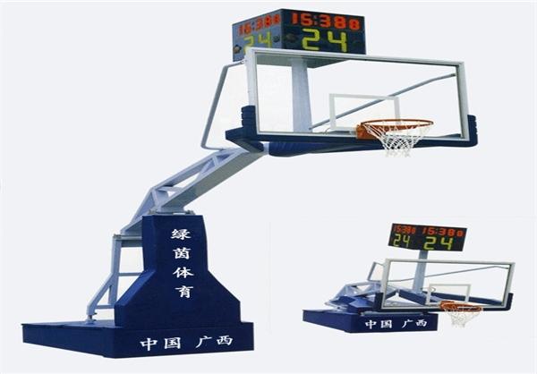 LY1001-电动遥控液压篮球架