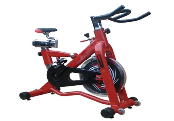 LY -B507 商用有氧健身车